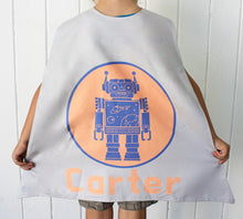 Load image into Gallery viewer, Robot - Grey/Orange