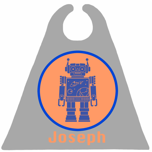 Robot - Grey/Orange