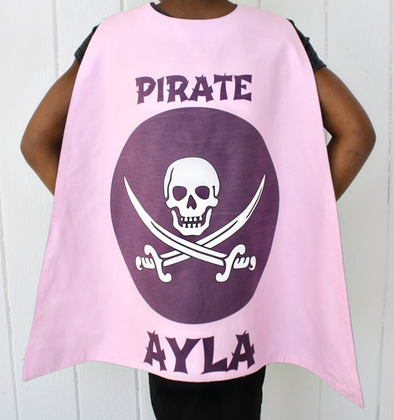 Pirate  Skull - Pink