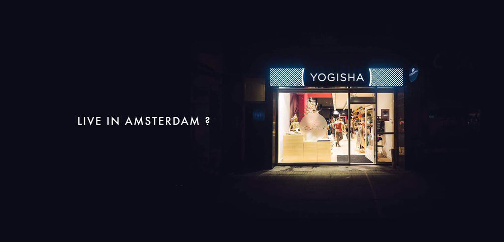 Now Available in Amsterdam