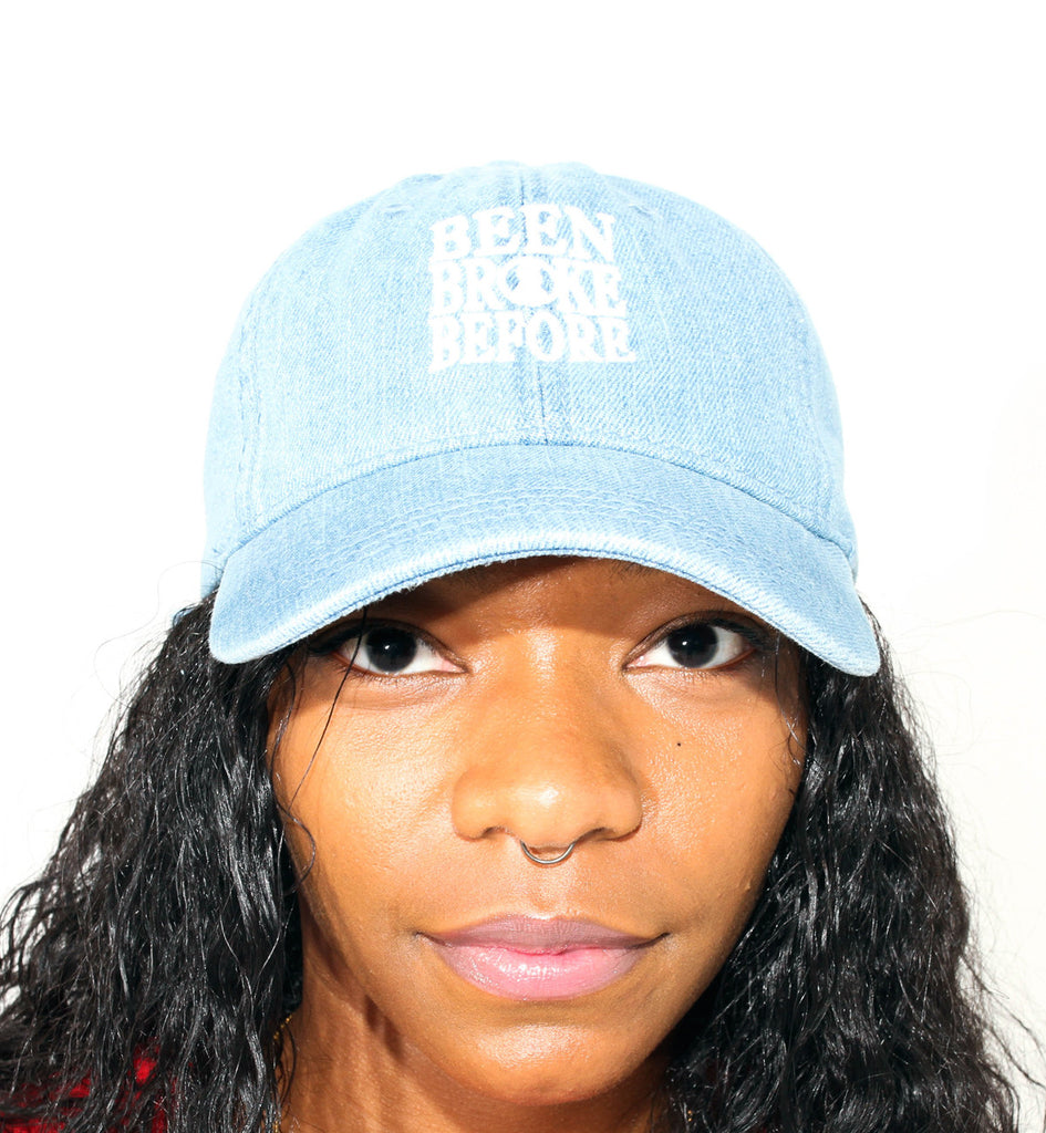 926ebb452c5 Been Broke Before Dad Hat (Blue Jean). Previous