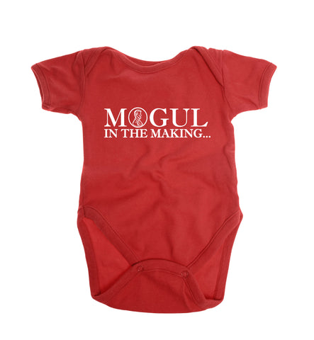 (Onesie) Mogul In The Making (Red)