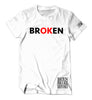 Broken Shirt (White)