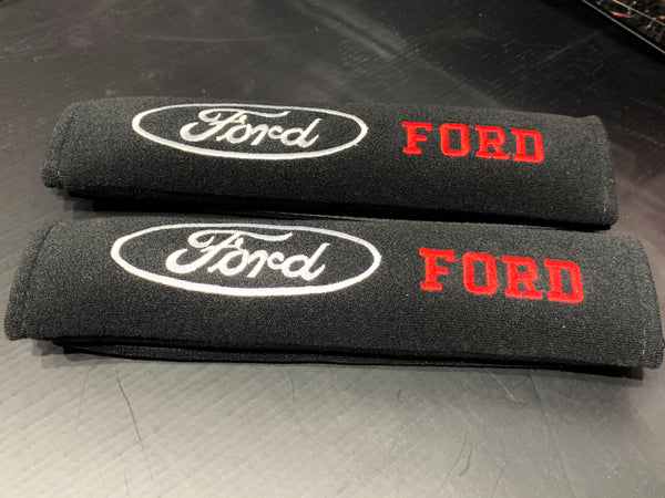 Ford - Seat Belt Cover Protectors Shoulder Pad