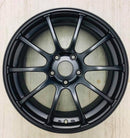 "bR 18"" Alloy Wheel JDM Replica 18x8 5x114.3 +45"