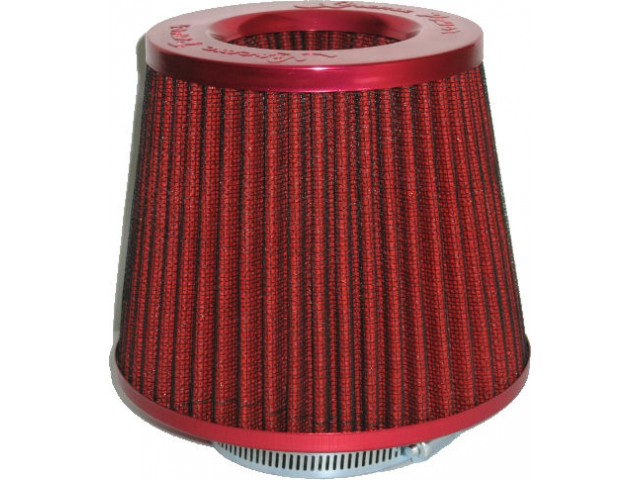 "Air Filter with Clamp  for 3"" pipes- Air Intake Filter 3"""