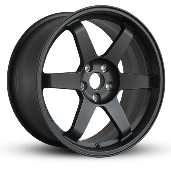 "bR 17"" Alloy Wheel Replica 17x7.5 5x114.3 +45 White / Matt Black / Bronze / Gun Mental / Dark Gun Mental/ Silver"