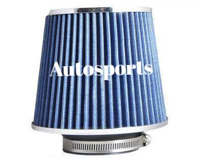 "Air Filter with Clamp  for 2.75"" pipes- Air Intake Filter 2.75"""