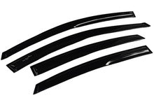 Window Visor Deflector Rain Guard 2012-2015 Honda Civic Sedan 4dr Mugen Style