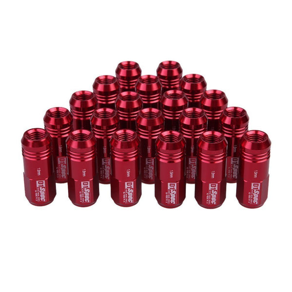 Racing D1 SPEC Wheel LUG NUTS 20 Pieces/Set  M12*1.5/M12*1.25  12x1.5 12 x1.25