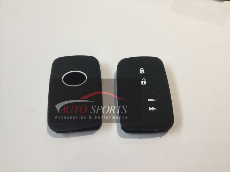 Key Fob Silicone Rubber Cover Key Protector for Toyota