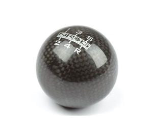 NRG Shift Knob Ball Carbon Fiber #Heavy Weight 480g -Universal