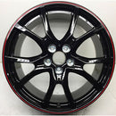 "bR 18"" Alloy Wheel Type R Style  Replica wheel 18x8 5x114.3+40"
