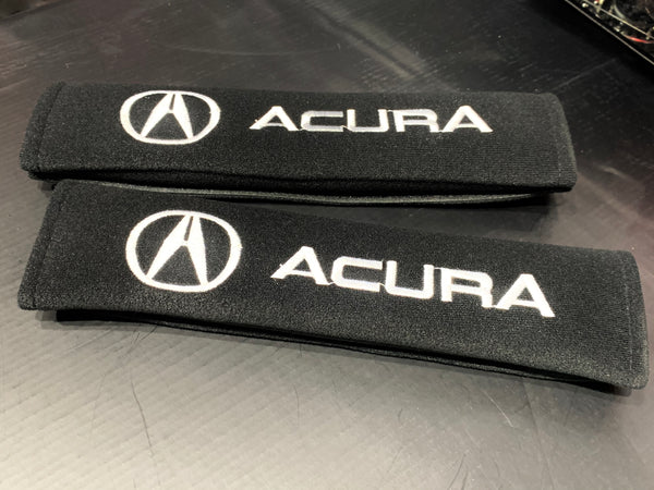 Acura - Seat Belt Cover Protectors Shoulder Pad