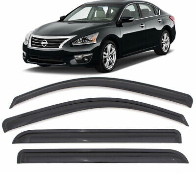 Window Visor Deflector Rain Guard 2013-2017 Nissan Altima