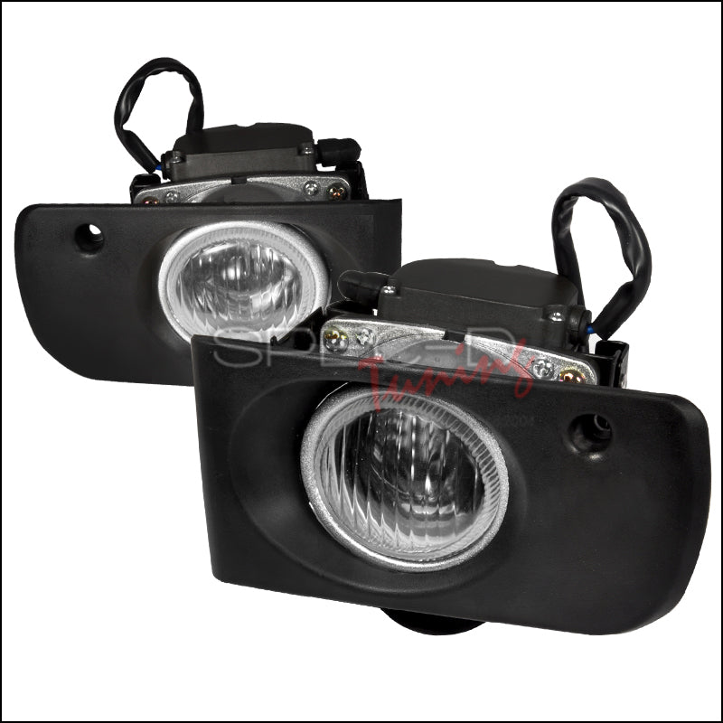OEM STYLE FOG LIGHTS FOR 1994-1997 ACURA INTEGRA CLEAR