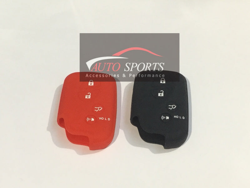 Key Fob Silicone Rubber Cover Key Protector for Lexus