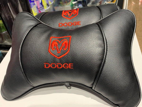 Dodge Pillow Neck Rest Head Rest Cushion