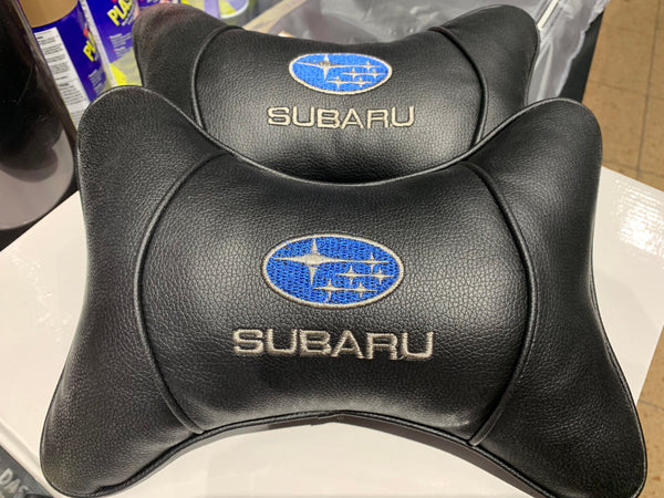 Subaru Pillow Neck Rest Head Rest Cushion