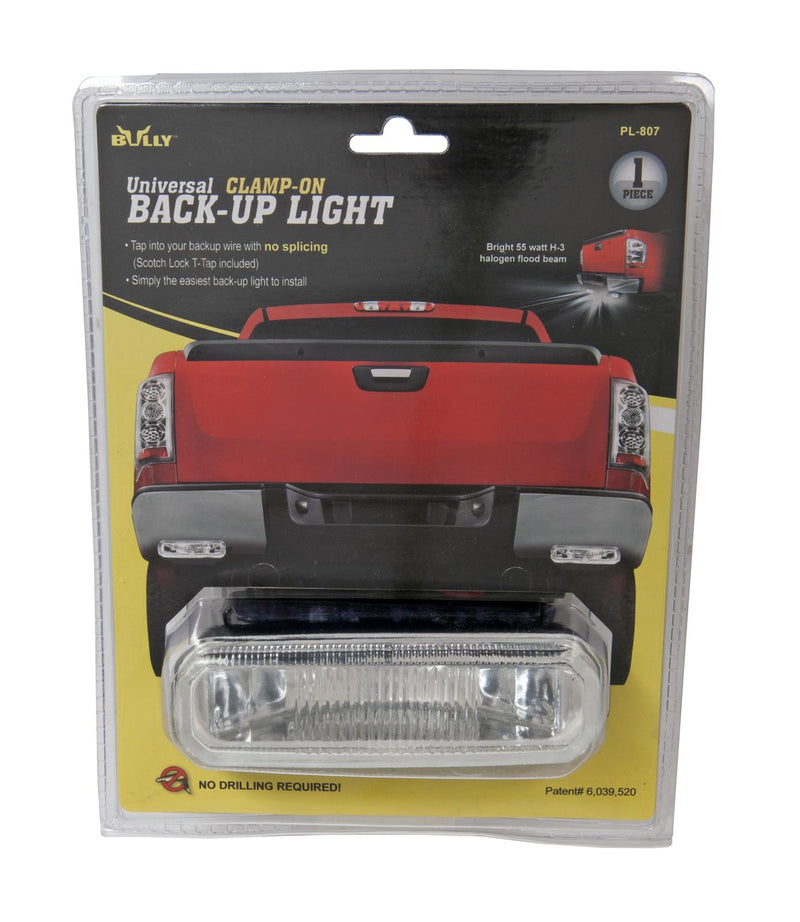 Bully Universal Automotive Hitch/Bmper Mount Backup Lamp