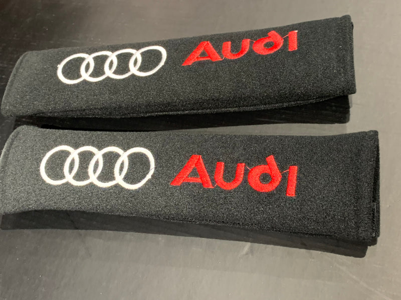Audi - Seat Belt Cover Protectors Shoulder Pad