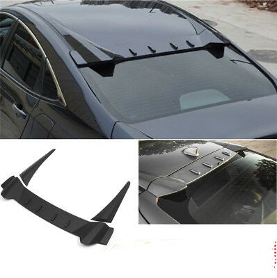 Rear Roof Spoiler CTR Style fits for 2016-2021 Honda Civic Sedan 4 door