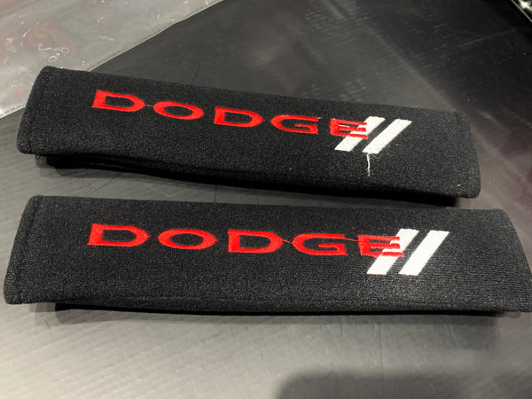 Dodge - Seat Belt Cover Protectors Shoulder Pad