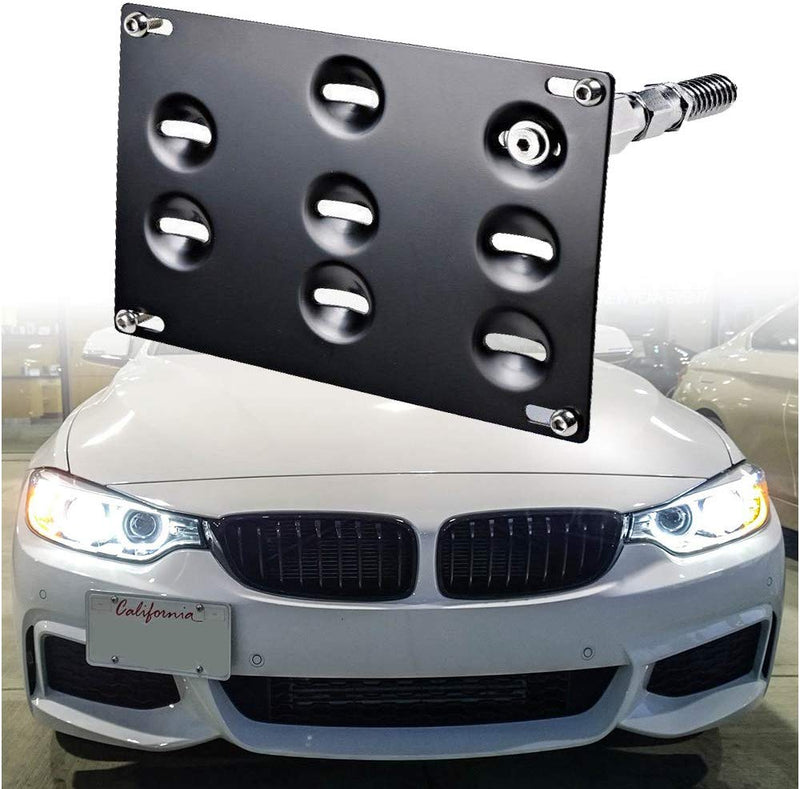 bR License Plate Mounting Kit License Plate re-locator for BMW 2011-2020 5 Series F10 G30
