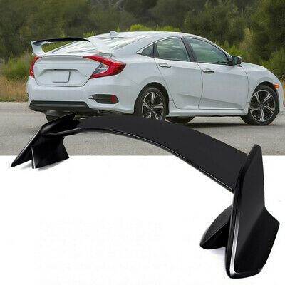 2016-2020 Honda Civic 10th Gen FK7 FK4 Sedan 4Dr CTR Type R style Trunk Spoiler