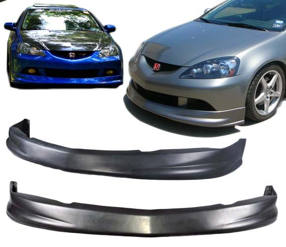 2005-2006 Acura RSX Mugen P1 style Front Bumper Lip