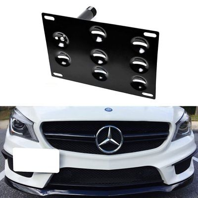 bR License Plate Mounting Kit License Plate re-locator for Mercedes 2013-2019 CLA