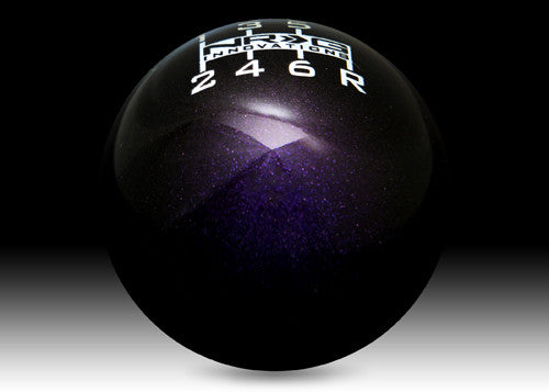 NRG Shift Knob Ball Purple #Heavy Weight 480g- Universal