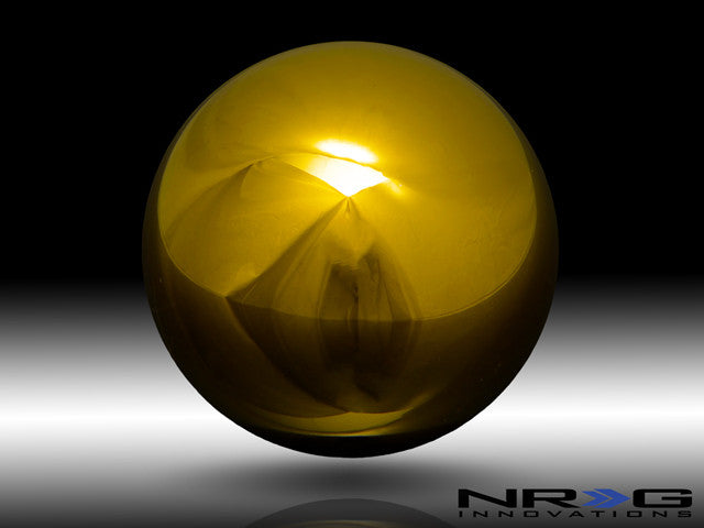 NRG Shift Knob Ball Chrome Gold
