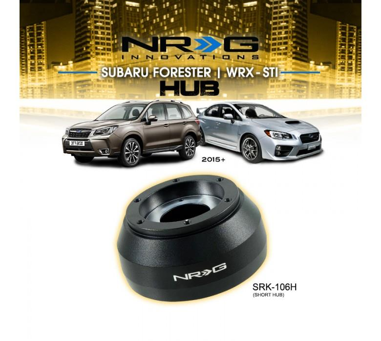 NRG Steering Wheel Hub Adapter Kit 2015+Subaru Forester / 2015 Subaru Impreza WRX / 2010+ Legacy