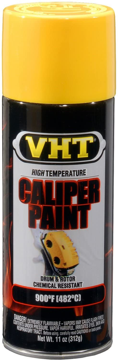 VHT Brake Caliper Paint Can - 11 oz. -  Bright Yellow SP738