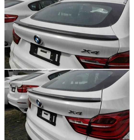 Carbon Fiber Spoiler For 2014-2018 BMW X4 F26 Rear Wing Spoilers Trunk Lid