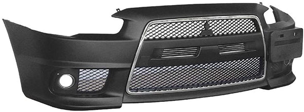 2008-2017 Mitsubishi Lancer Fornt Bumper EVO 10 Style Style ( Pick Up Only)