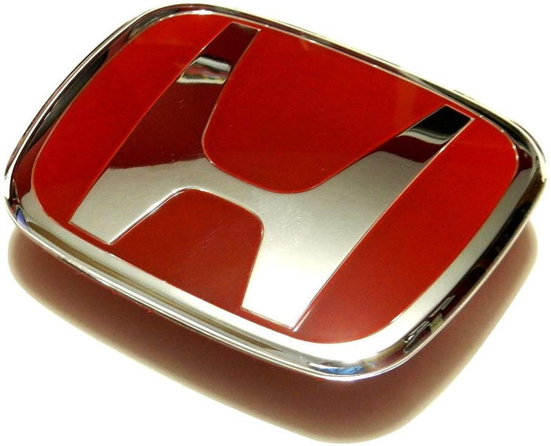 Honda 40mm x 50mm H Steering Wheel JDM Emblem ACCORD CIVIC BADGE
