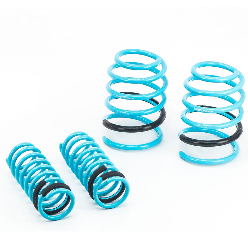 TRACTION-S™ PERFORMANCE LOWERING SPRINGS FOR HYUNDAI GENESIS COUPE 2011-2016