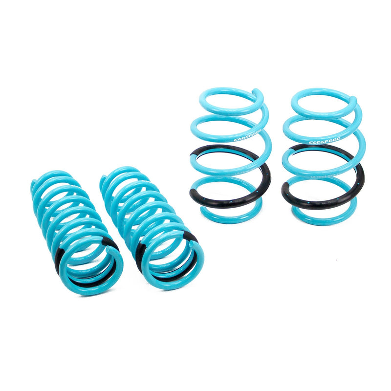 TRACTION-S™ PERFORMANCE LOWERING SPRINGS FOR HYUNDAI SONATA (LF) 15+UP