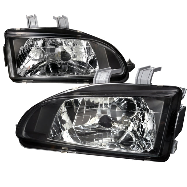 HEADLIGHTS 1992-1995 HONDA CIVIC