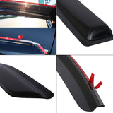 Window Visor Deflector Rain Guard 2007-2012 Volkswagen Tiguan
