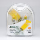 Nokya Hyper Yellow 893 Light Bulbs 2500K 37.5W (Stage 1)