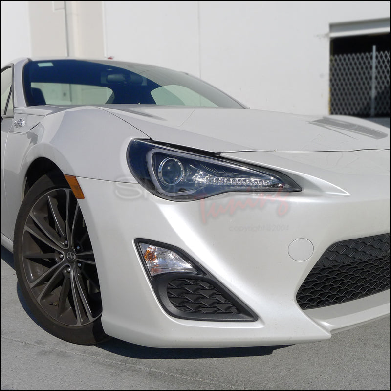 PROJECTOR HEADLIGHTS FOR 2012-2017 SCION FRS / Toyota 86