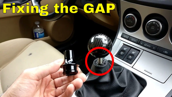 Shift Knob Boot Retainer