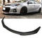2014-2016 Toyota Corolla S Model Only GT style Front Bumper Lip