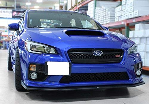bR License Plate Mounting Tow Kit for 2015-2020 Subaru Impreza WRX STi