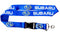 Subaru Lanyard (Blue with white logo)