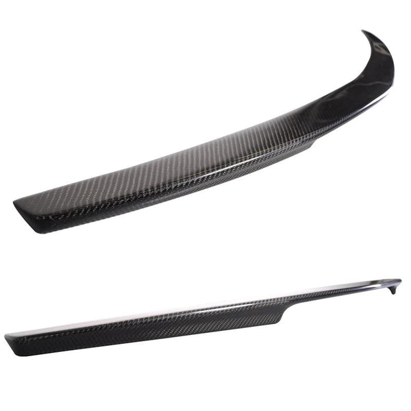 2010-2017 Mercedes E-class Coupe 2door Trunk Spoiler Carbon Fiber