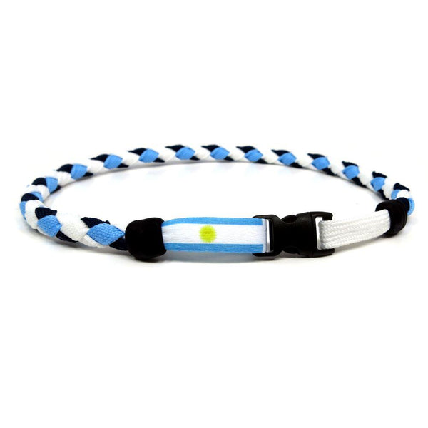 Argentina Soccer Necklace - Swannys